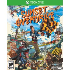 Sunset Overdrive Digital (código) / Xbox One