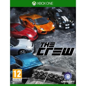 The Crew Digital (código) / Xbox One