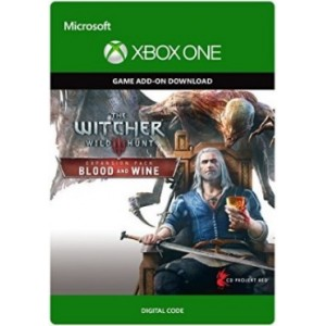 The Witcher 3: Wild Hunt - Blood and Wine Digital (código) / Xbox One