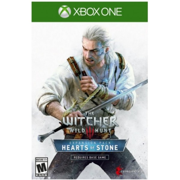 The Witcher 3: Wild Hunt - Hearts of Stone Digital (Código) / Xbox One