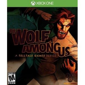 The Wolf Among Us Xbox One Download Code